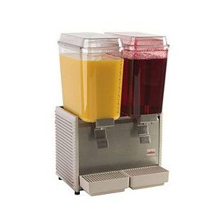 Grindmaster D25 4 36 L Crathco Double Bowl Premix Cold Beverage Dispenser   Food Dispensers