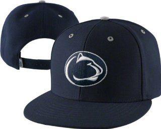 Penn State Nittany Lions '47 Brand Navy Oath Adjustable Snapback Flat Bill Hat  Baseball Caps  Sports & Outdoors