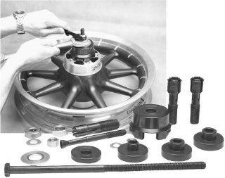 Jims Sealed Wheel Bearing Remover/Installer Kit 939 Automotive