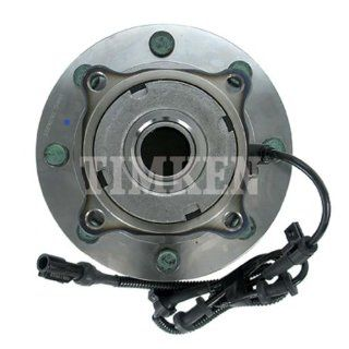 Timken 515020 Axle Bearing and Hub Assembly Automotive