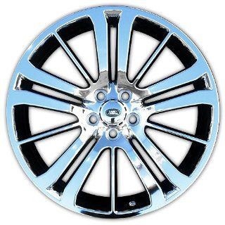 Marcellino HST 22 inch wheels   Land Rover fitment   Vacuum Chrome Finish   22x9.50 Automotive