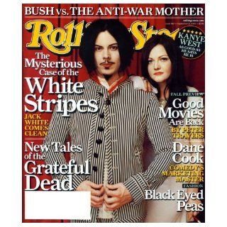 Rolling Stone Magazine September 8, 2005 Bush vs. The Anti War Mother (982) Books