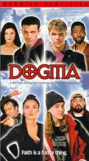 Dogma [VHS]: Ben Affleck, Matt Damon, Linda Fiorentino, Bud Cort, Barret Hackney, Jared Pfennigwerth, Kitao Sakurai, George Carlin, Brian O'Halloran, Betty Aberlin, Dan Etheridge, Derek Milosavljevic, Robert D. Yeoman, Kevin Smith, Scott Mosier, Jonath