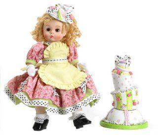 """Madame Alexander Dolls Icing On the Cake. 8"""", Americana Collection Toys & Games"""