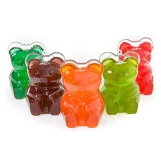 Big Bite Giant Gummy Bears Candy 1 Count  Grocery & Gourmet Food