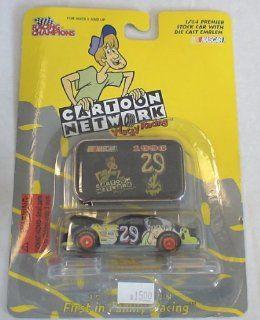"""SCOOBY DOO """"Shaggy"""" (1/64 Scale) NASCAR #29 Die Cast Stock Car, 1996 Edition"""