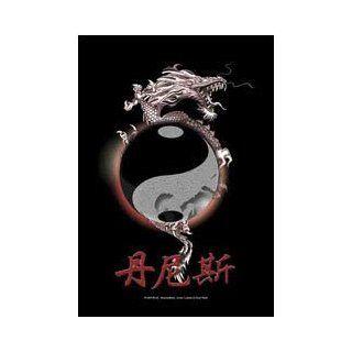 Dragons   Yin Yang Dragon   Flags