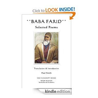 Baba Farid: Selected Poems eBook: Baba Farid, Paul  Smith: Kindle Store