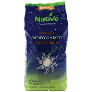 Native USA Demeter Biodynamic Crystal Sugar    2.2 lbs: Health & Personal Care
