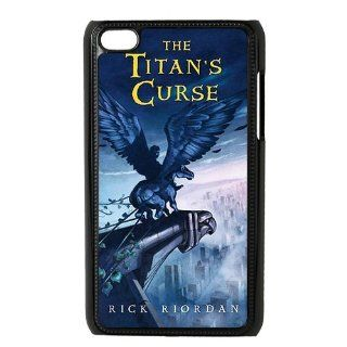 Fashion Percy Jackson Personalized iPod Touch 4 Hard Case Cover  CCINO: Cell Phones & Accessories
