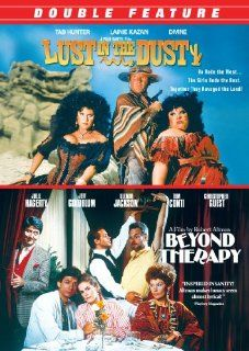 Beyond Therapy / Lust in the Dust Jeff Goldblum, Christopher Guest, Julie Hagerty, Tab Hunter, Lainie Kazan, Geoffrey Lewis, Cesar Romero, Divine, Paul Bartel, Robert Altman Movies & TV