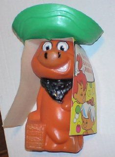 Vintage Hanna Barbera Soaky Quick Draw Mcgraw Baba Louie : Other Products : Everything Else