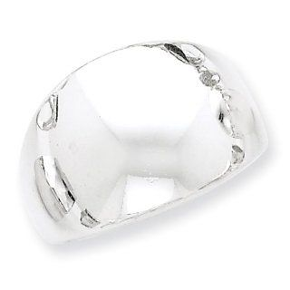 Sterling Silver Domed Ring: West Coast Jewelry: Jewelry
