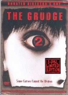 The Grudge 2 (Limited Edition Unrated Director's Cut): Sarah Michelle Gellar, Jason Behr, Clea DuVall, KaDee Strickland, Bill Pullman, William Mapother, Grace Zabriskie, Takashi Shimizu, Rosa Blasi, Ted Raimi, Ryo Ishibashi, Yoko Maki, Yuya Ozeki, Taka