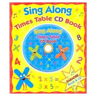 Sing Along Times Table: 9781741241792: Books