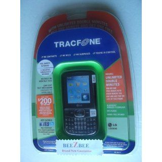 LG 500G Prepaid Phone (Tracfone): Cell Phones & Accessories