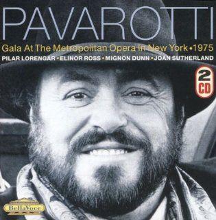 Luciano Pavarotti Gala at the Metropolitan Opera in New York, 1975 [March 1, 1975 Henry Lewis, conductor; La Boheme   Act I Pilar Lorengar, Robert Goodloe, Paul Plishka; Un Ballo in Maschera   Act I Elinor Ross, Louis Quilico, Paul Plishka, James Morri