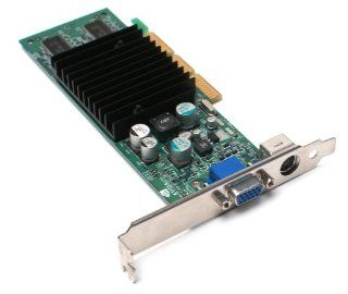 Genuine Dell / nVidia GeForce4 5H175 MX420 64MB VGA /TV Out (Svideo) High Profile Full Height Video Graphics Card, Fits All Systems With a Full Height / High Profile AGP Slot, Compatible Dell Part Numbers 8Y483, 9P301, Model Number P73 Computers & A
