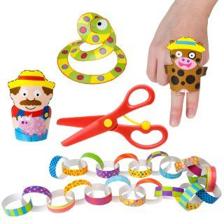 ALEX� Toys   Early Learning Ready, Set, Cut!  Little Hands 1428: Toys & Games