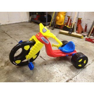 """The Original Big Wheel """"Spin Out"""" Racer 16"""" Trike Toys & Games"""