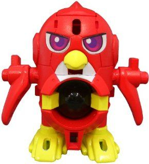 Takara Tomy (Japan) Cross Fight B Daman BM 02 Starter Pemby Penguin PenB=Red: Toys & Games