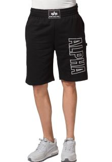 Alpha Industries   TRACK   Tracksuit bottoms   black
