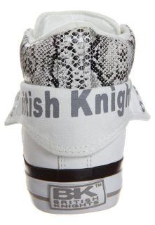 British Knights ROCO   High top trainers   white