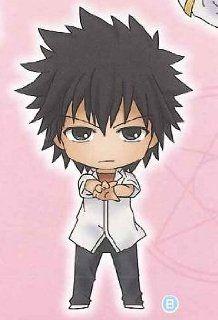 "Toaru Majutsu no Indkksu (A Certain Magical Index) Nendoroid Petit Figure (2.7"") Toma Kamijo. Imported from Japan. Toys & Games"