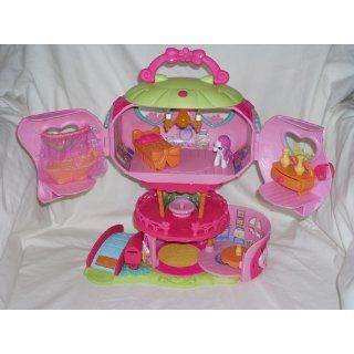 My Little Pony Ponyville Pinkie Pie's Balloon House Toys & Games