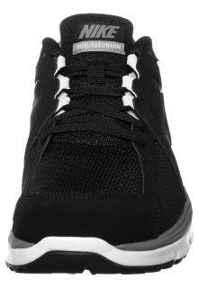 Nike Performance DUAL FUSION RUN   Cushioned running shoes   black