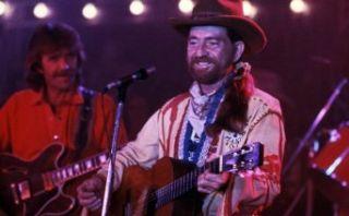 Willie Nelson Original 1980 35Mm Film Slide In Concert Entertainment Collectibles