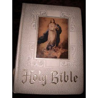The Holy Bible Illustrated with Masterpieces of Religious Art and Containing Numerous Bible Study Helps: M.A. Howard E. Reichardt: Books