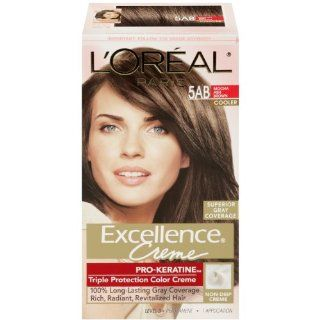 Mocha Collection Of Hair Color Shades From L39oreal