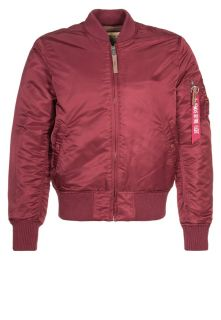 Alpha Industries   MA 1 VF 59   Light jacket   red