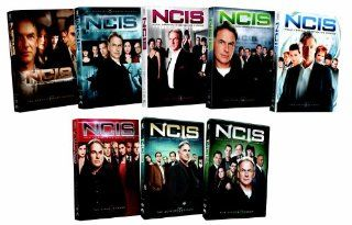 NCIS: Seasons 1 8: Michael Weatherly, Pauley Perrette, David McCallum, Mark Harmon, Sean Murray, Cote de Pablo, Brian Dietzen, Rocky Carroll, Lauren Holly, Sasha Alexander, Joe Spano, Scottie Thompson, Aaron Lipstadt, Alan J. Levi, Arvin Brown, Bradford Ma