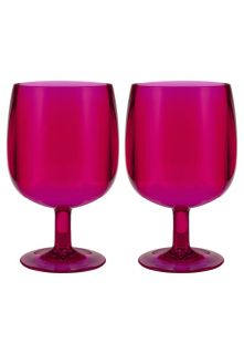 ZAK   STACKY STEM 0,25l   PACK OF 2   Wine glass   pink