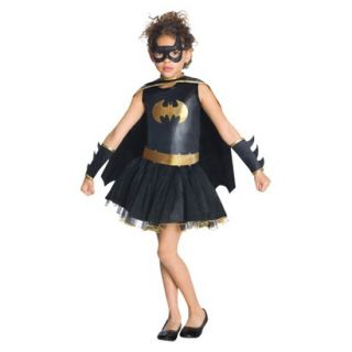 Ecom Batgirl Tutu Child Costume