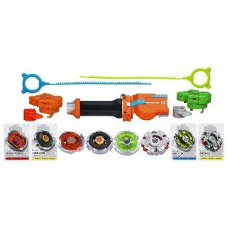 Beyblade Metal Fury Ultimate Gift Set: Toys & Games