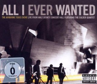 Airborne Toxic Event All I Ever Wanted   Live from The Walt Disney Concert Hall Airborne Toxic Event Movies & TV
