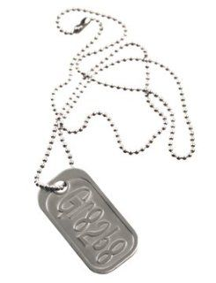 "LDS Boys Silver Finish It's Great to Be Eight Necklace on a 16"" Ball Chain   Baptism Gift, Boys Baptism: Jewelry"