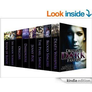 Destiny's Dark Fantasy Boxed Set (Eight Book Bundle) eBook: Tamara Rose Blodgett, JL Bryan, Karina Halle, Kristen Middleton, SM Reine, Alexia Purdy: Kindle Store