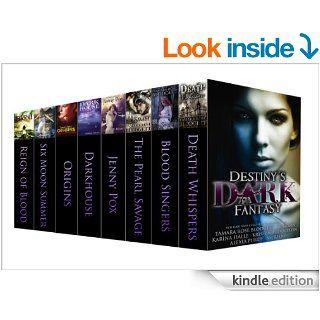 Destiny's Dark Fantasy Boxed Set (Eight Book Bundle) eBook: Tamara Rose Blodgett, JL Bryan, Karina Halle, Kristen Middleton, SM Reine, Alexia Purdy: Kindle Store