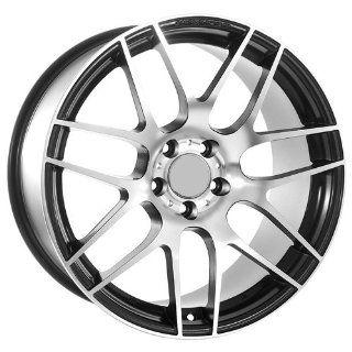 19 Inch Audi Wheels Rims Factory OEM Replica Style Matte Black: Automotive