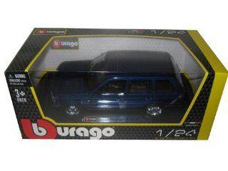 Land Rover Range Rover Blue 1/24 by Bburago 22020 Toys & Games