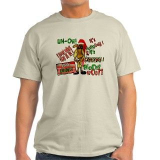 Funny Christmas Hump Day Camel T Shirt by getyergoat