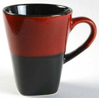 222 Fifth (PTS) Comino Mug, Fine China Dinnerware