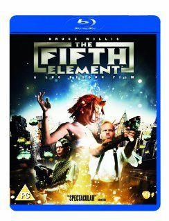 The Fifth Element [Region B/2] [UK Import] Bruce Willis, Milla Jovovich, Gary Oldman, Chris Tucker, Ian Holm, Luc Besson Movies & TV