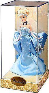 Disney Princess Exclusive 11 1/2 Inch Designer Collection Doll Cinderella Toys & Games