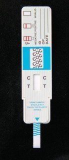 Cocaine Urine Test. Cutoff level 300 ng/ml: Health & Personal Care