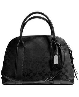 COACH BLEECKER PRESTON SATCHEL IN SIGNATURE FABRIC   COACH   Handbags & Accessories
